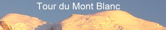 Tour du Mont Blanc Guide
